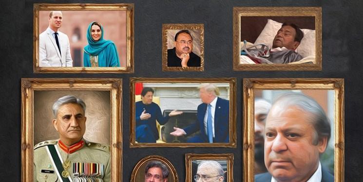 پاکستان در سال 2019؛ از پیروزی خان تا بازداشت شریف و قتل مولانا