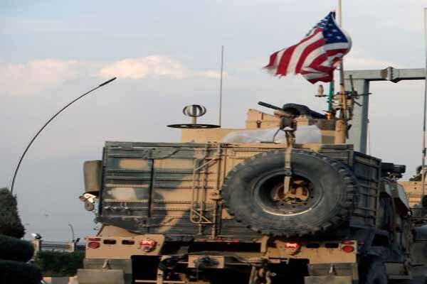 چنگ اندازی نظامیان تروریست آمریکایی بر مناطق جدیدی در سوریه