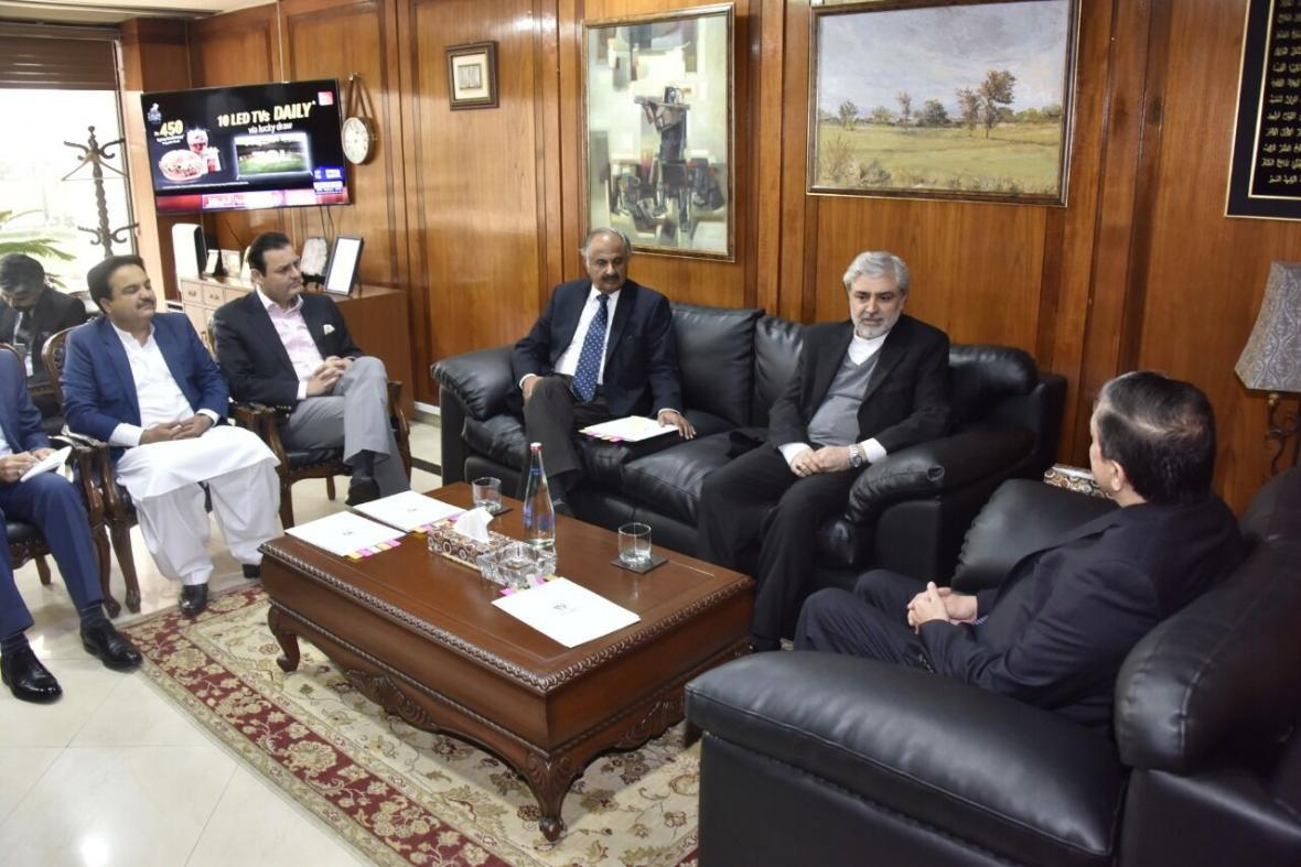 خبرنگاران دیپلماسی پارلمانی، ظرفیت مشترک ایران و پاکستان برای تحکیم روابط