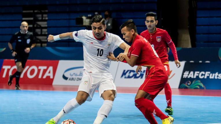 زمان برگزاری مسابقات فوتسال جام ملت های آسیا معین شد