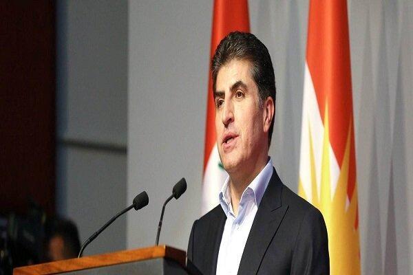 استقبال بارزانی از نامزدی الکاظمی برای نخست وزیری عراق