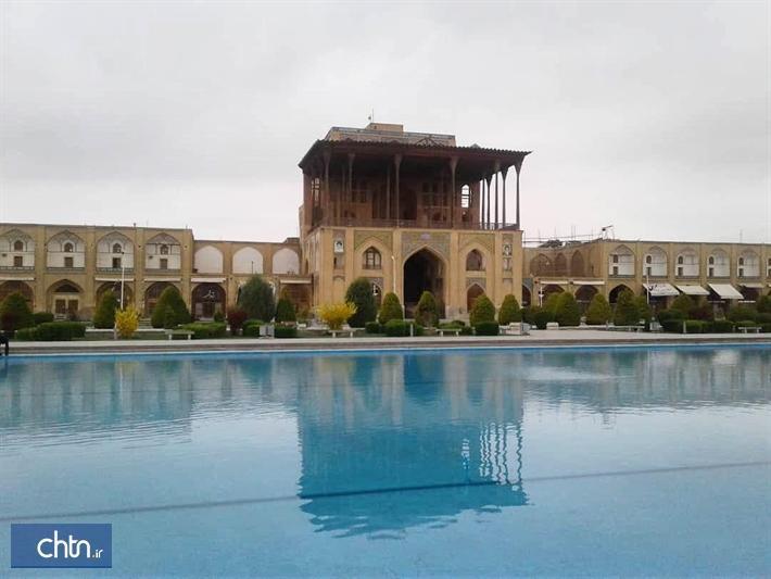 پایش آثار تاریخی استان اصفهان پس از بارندگی های اخیر
