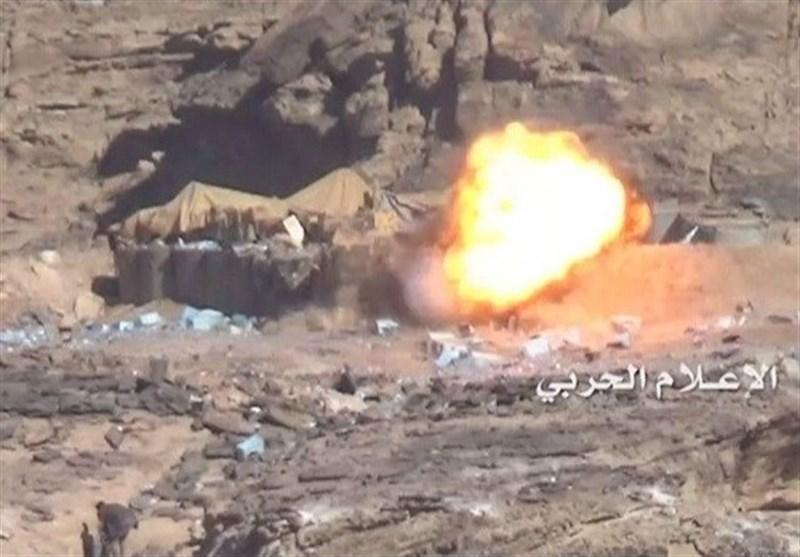 یمن، شکست سنگین مزدوران عربستان در الجوف