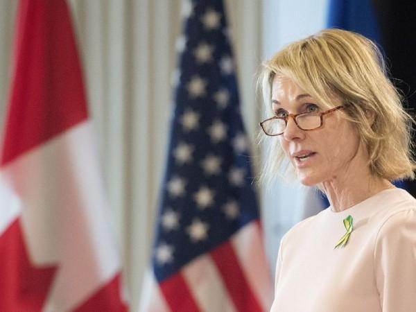 سفیر آمریکا در کانادا تهدید به قتل شد