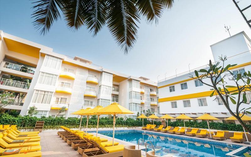 معرفی بهترین هتل های 4 ستاره گوا