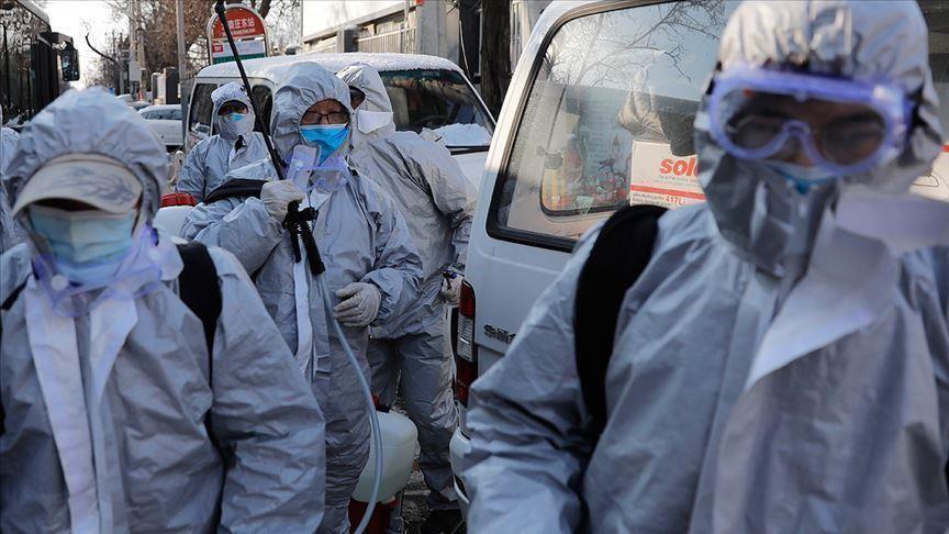 فرایند ابتلا و مرگ و میر از کرونا در چین