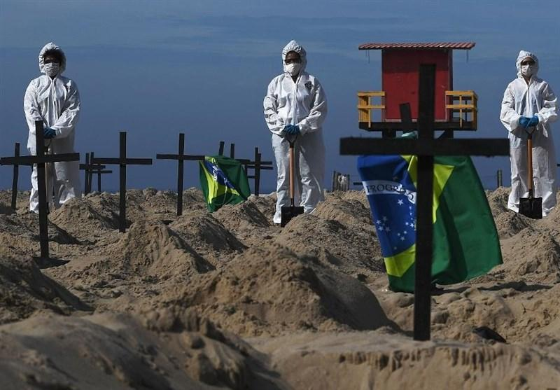 سی ان ان: برزیل در کرونا غرق شده اما از ماسک خبری نیست