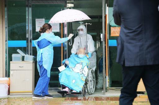 بیمار کرونایی 153 نفر را در کره جنوبی مبتلا کرد