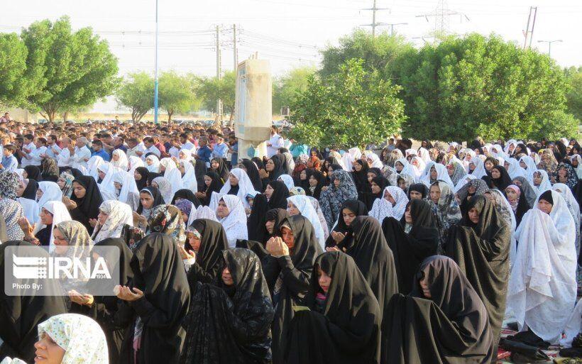 خبرنگاران مساجد خوزستان در عید فطر به روی نمازگزاران باز می شوند