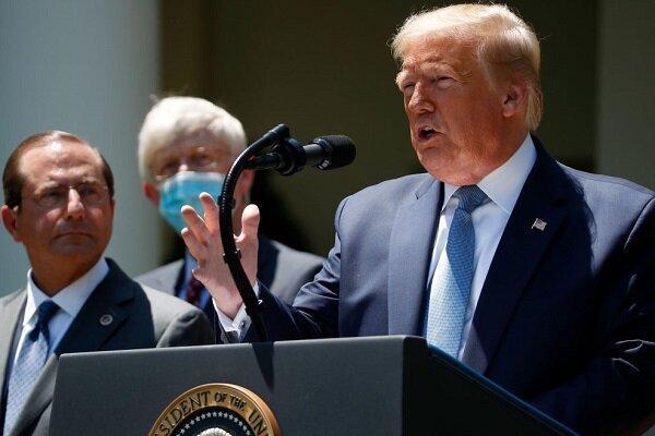 ترامپ به دنبال تروریستی اعلام کردن یک جنبش ضد نژادپرستی است