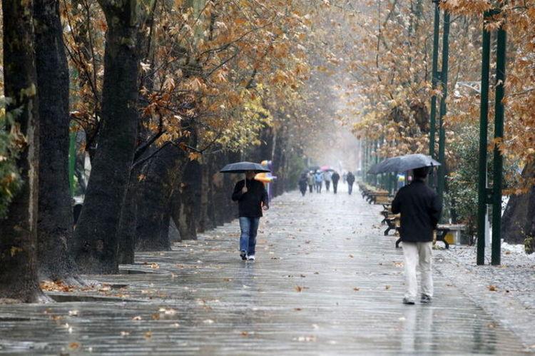 انتها پُر بارشی در کشور؟