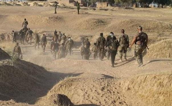 شهادت 4 نیروی الحشد الشعبی عراق در انفجار تروریستی