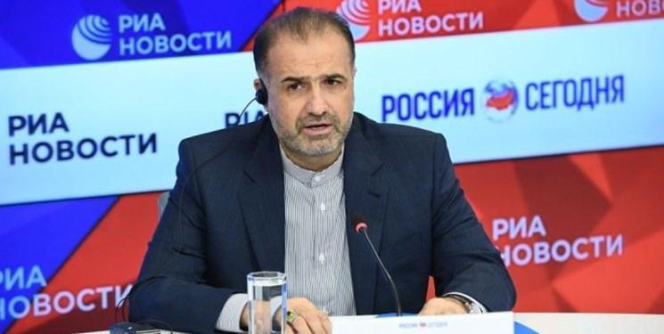 جلالی: امیدوارم پروژه های مشترک ایران و روسیه در زمینه انرژی و حمل و نقل زودتر به نتیجه برسد