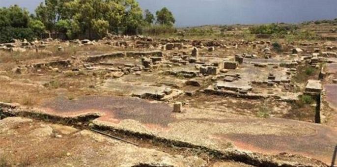 کشف معبد باستانی در زیر یک خانه روستایی