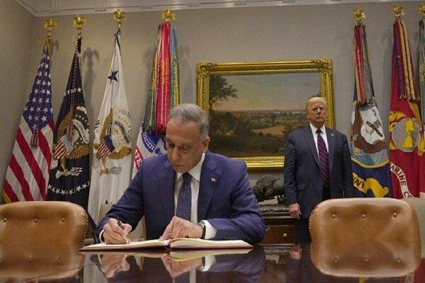 امضای توافقنامه با آمریکا به نفع امنیت و ثبات عراق نیست
