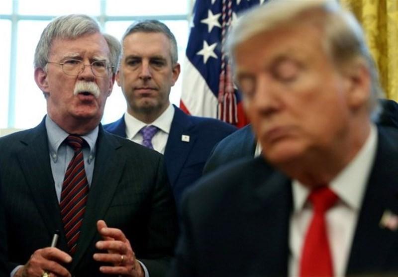 ماجرای دروغ های بولتون به ترامپ برای جنگ علیه ایران