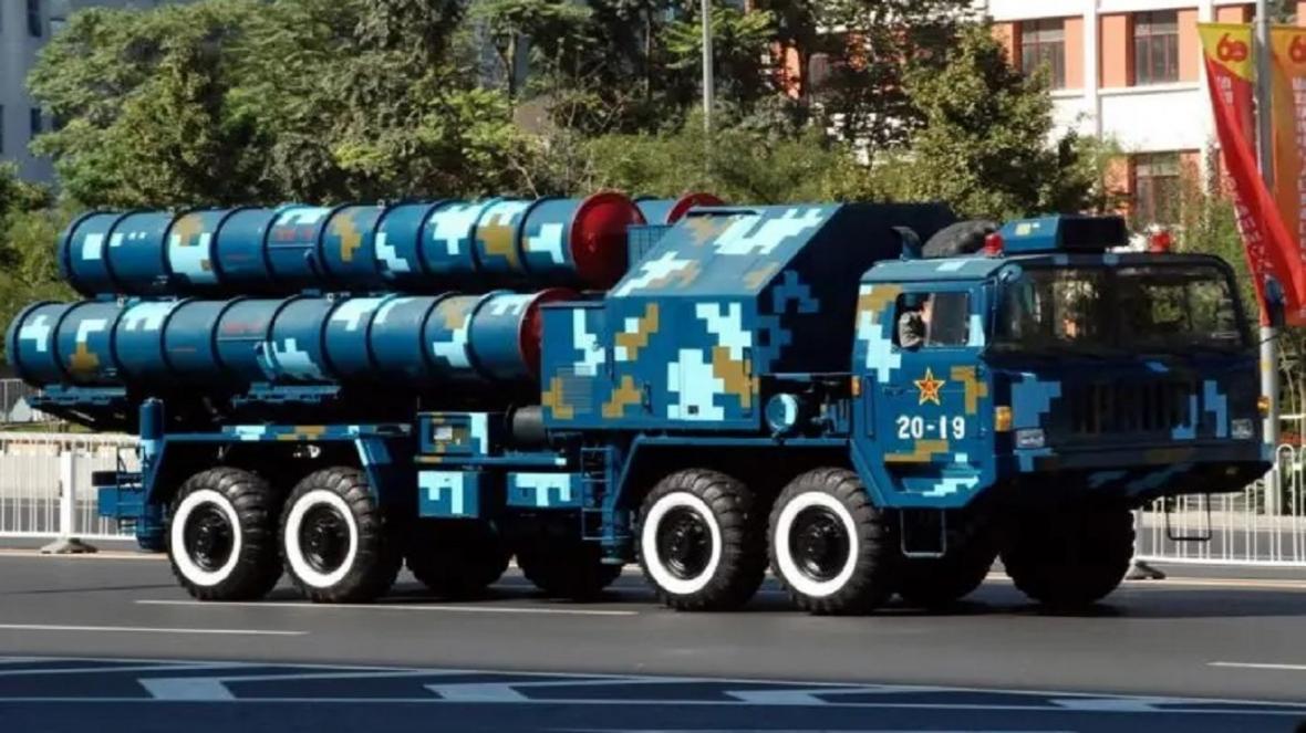 احتمال استقرار سامانه موشکی چین در مرز با هند