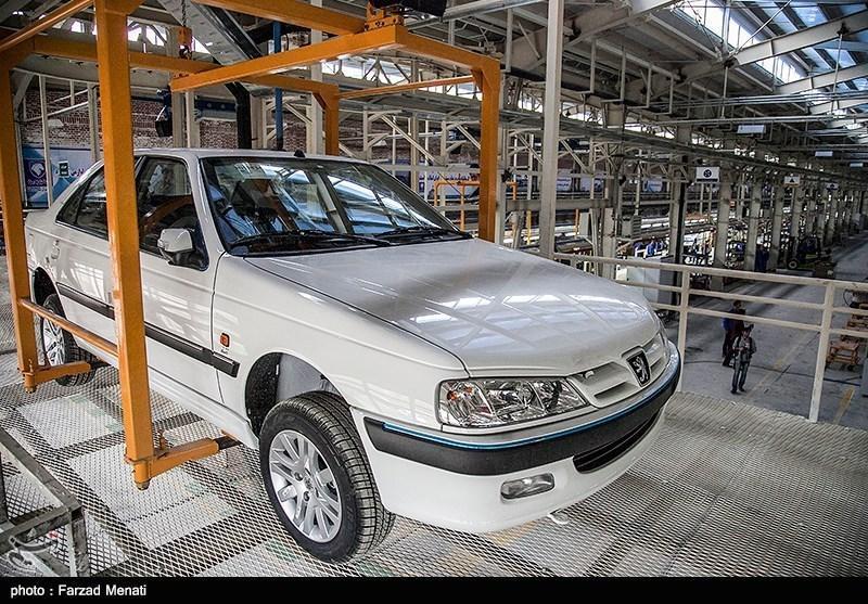 عرضه 5 محصول ایران خودرو در مرحله سوم فروش فوق العاده