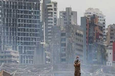 افزایش کشته های انفجار در بندر بیروت به 190 نفر
