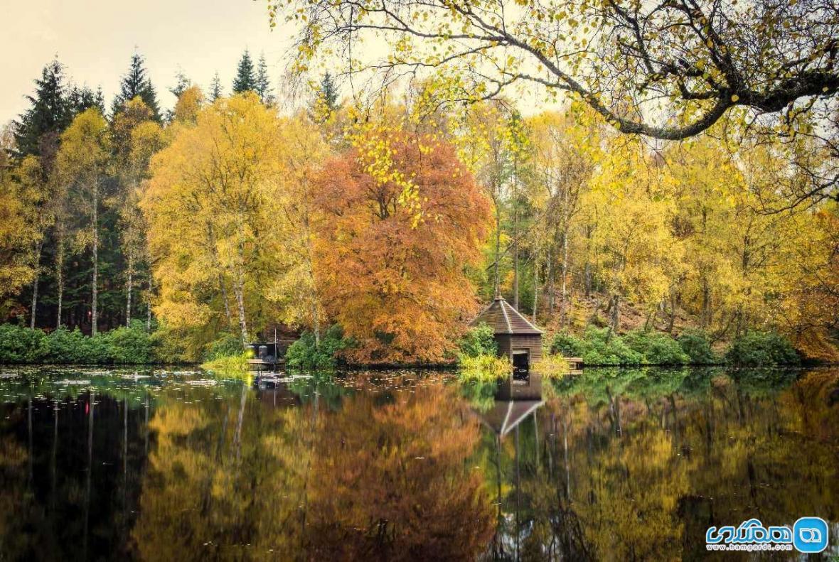 معرفی تعدادی از زیباترین نقاط پاییزی بریتانیا