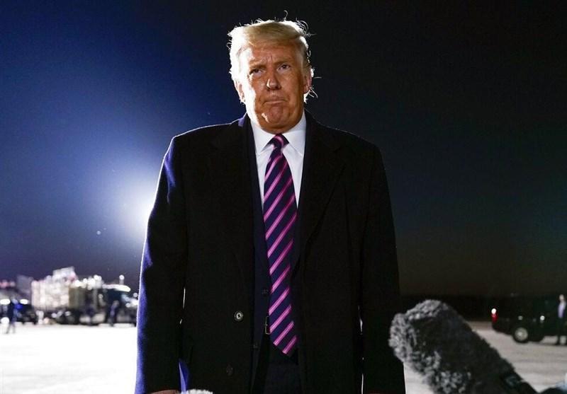 سالون: کاخ سفید درباره زمان ابتلای ترامپ به کرونا دروغ گفته است