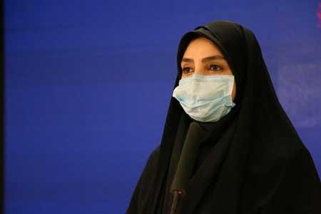 سخنگوی وزارت بهداشت شهرستانهای در شرایط حاد کرونا را گفت