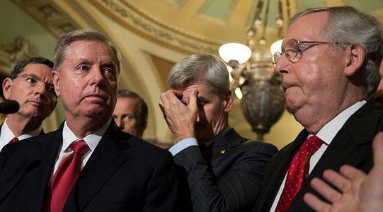 نگرانی جمهوری خواستار بخاطر از دست دادن اکثریت در سنای آمریکا