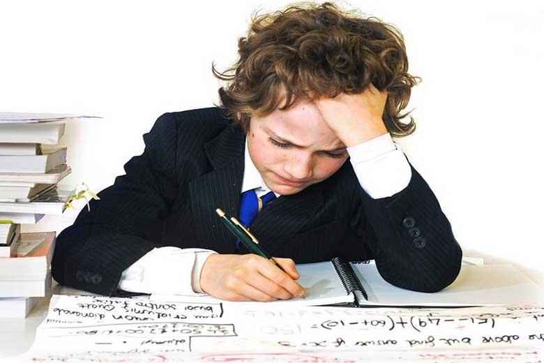 شایع ترین اختلالات یادگیری در بچه ها