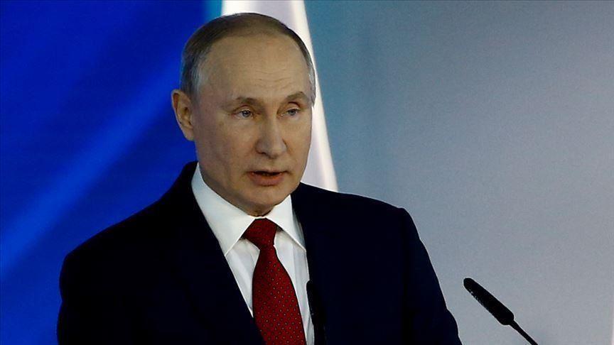 پوتین: روسیه آماده عرضه واکسن کرونا به کشور های دیگر است