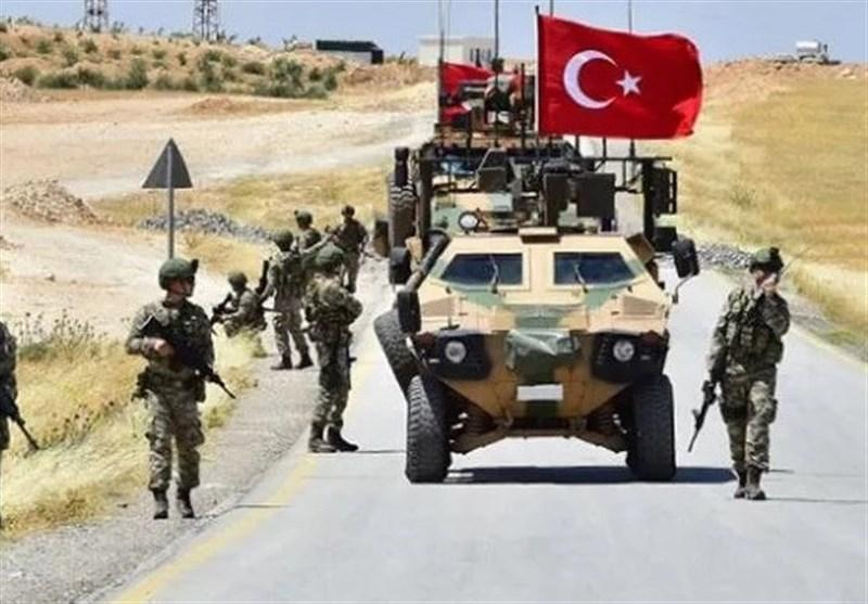 خروج نظامیان ترکیه از یک موضع دیگر در شمال غرب سوریه