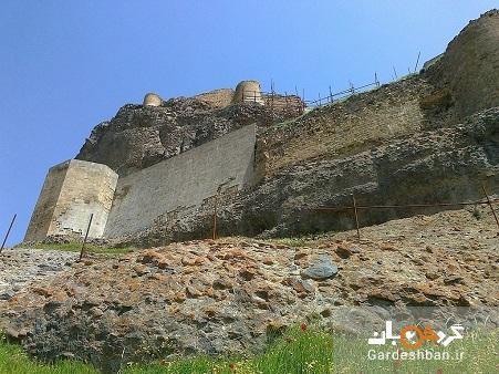 قلعه قهقهه؛ مخوفترین جاذبه گردشگری اردبیل، عکس