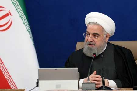روحانی: به ما میگویند از آمدن بایدن ذوقزده هستید
