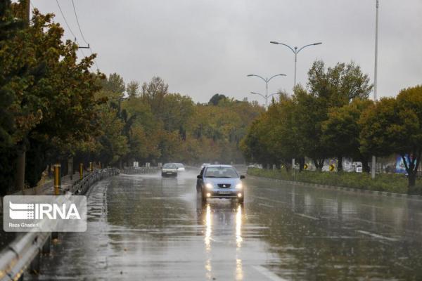 خبرنگاران کارشناس هواشناسی: سامانه بارشی ظهر امروز قزوین را ترک می کند