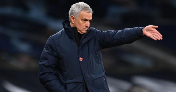 مورینیو: هیچ یک از دو تیم بازی زیبایی ارائه نکردند
