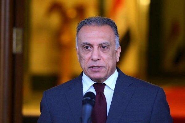 الکاظمی: تسلیم ماجراجویی ها نمی شویم