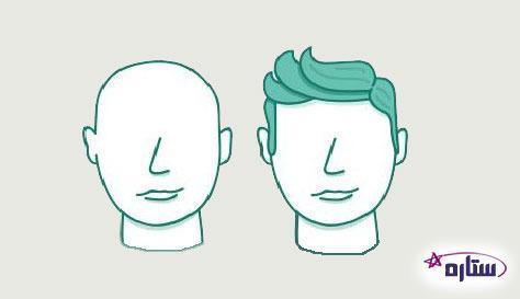 راهنمای انتخاب مدل مو براساس فرم صورت