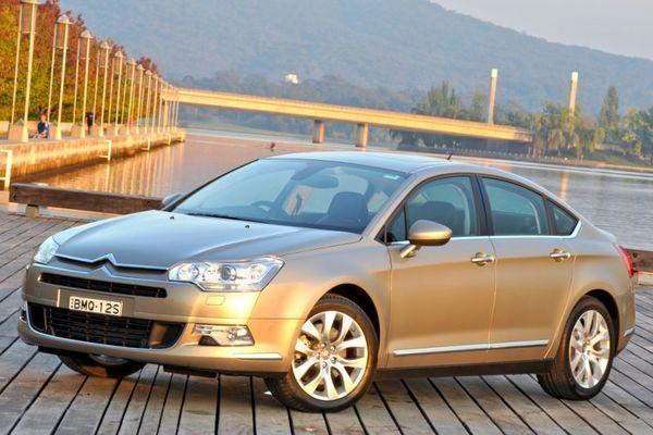 بررسی امکانات و مشخصات فنی مدل New خودروی سیتروئن c5