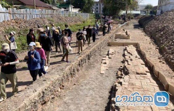 اعلام کشف بقایای یک کاخ تاریخی در زیر زندان