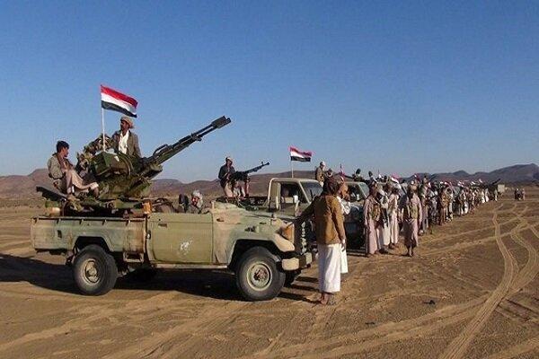 پیشروی یمنی ها با وجود موانع جغرافیایی