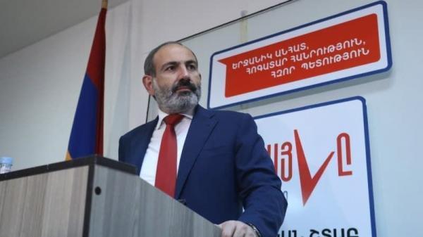 خبرنگاران نخست وزیر ارمنستان تاریخ انتخابات پارلمانی زودهنگام را اظهار داشت