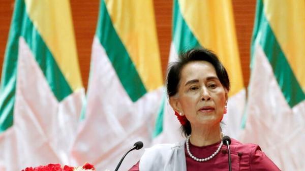 حکومت میانمار آنگ سان سوچی را به دریافت رشوه متهم کرد