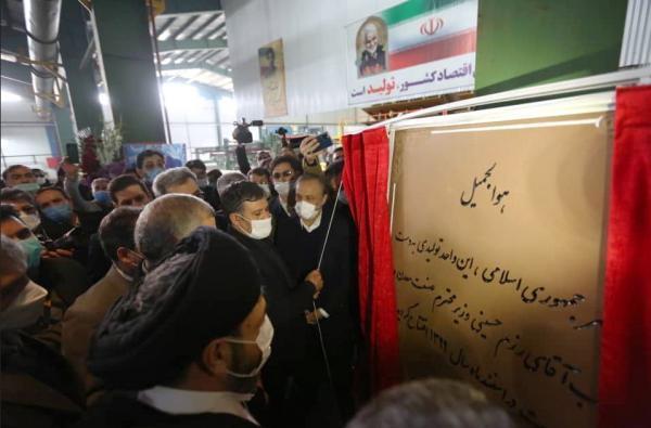واحد تولید محصولات چوبی در شهرک صنعتی 2 اردبیل افتتاح شد، اشتغالزایی برای 100 نفر خبرنگاران
