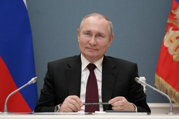 پوتین در پاسخ به بایدن: امیدوارم خوب باشی! خبرنگاران