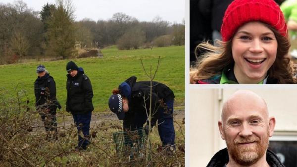 بازداشت یک افسر پلیس انگلیس مظنون به مفقودی یک زن