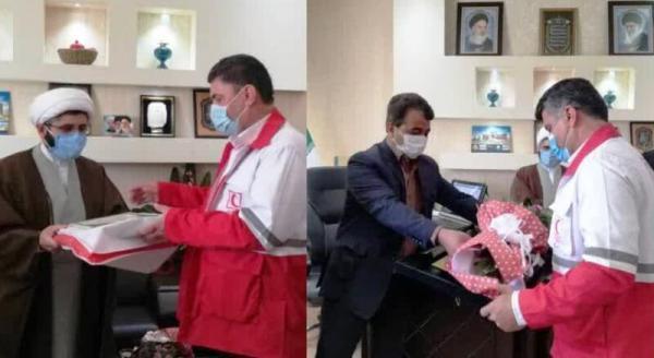 خبرنگاران جمعیت هلال احمر مهریز از امکانات روز در ماموریت ها استفاده کند