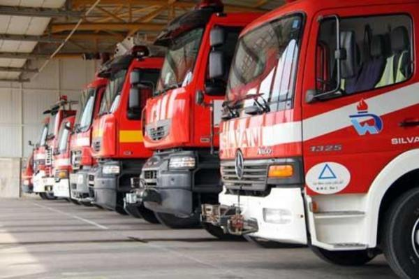 بهره برداری از 3 ایستگاه جدید آتش نشانی مشهد