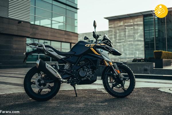 (تصاویر) موتورسیکلت ارزان و پُرقدرت BMW