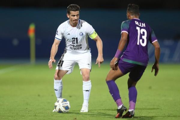 مجری عراقی پس از باخت الشرطه به استقلال: سطح فوتبال ما همین است