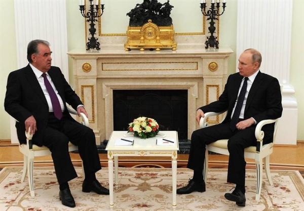 پوتین: پایگاه نظامی روسیه در خاک تاجیکستان تقویت خواهد شد