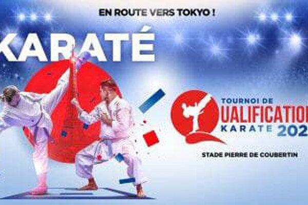 تاتامی پاریس آخرین فرصت کاراته در المپیک، مهدیزاده در جمع مدعیان